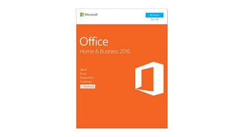 MS Office Home & Business 2016